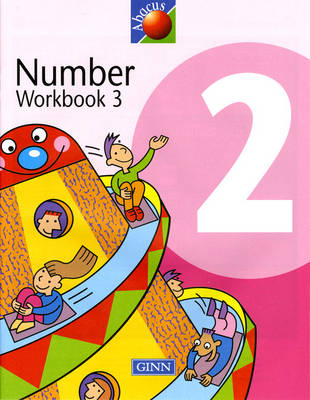 1999 Abacus Year 2 / P3: Workbook Number 3 by Ruth, BA, MED Merttens, Dave Kirkby
