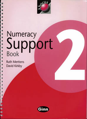 Abacus Year 2/P3: Numeracy Support Book by