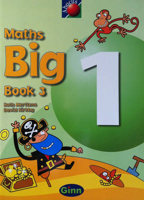 Abacus Year 1 / P2: Big Book 3 by