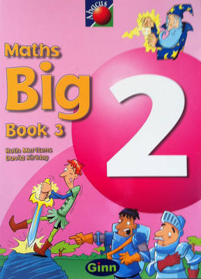 Abacus Year 2 / P3: Big Book 3 by