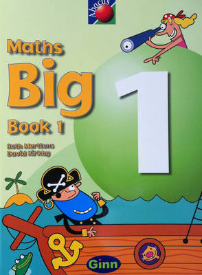 Abacus Year 1/P2: Big Books Easy Buy Pack by