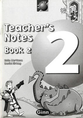 Abacus Year 2 / P3: Big Book 3 Teacher Notes by