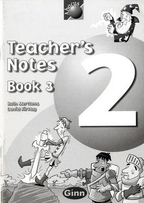 Abacus Year 2 Big Book 3 Teachers Notes by