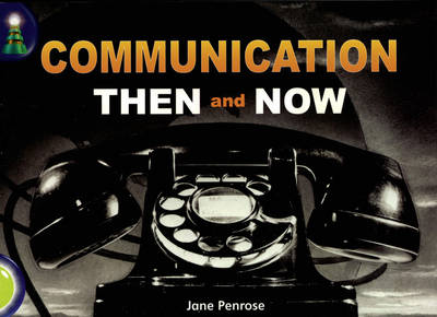 Lighthouse Lime Level: Communication Then and Now Single by Jane Penrose