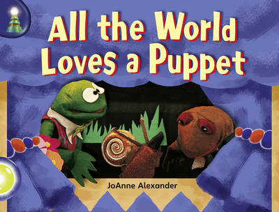 Lighthouse Lime Level: All the World Loves a Puppet Single by Jo Anne Alexander