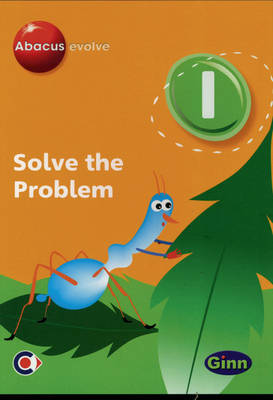 Abacus Evolve (non-UK) Year 1: Solve the Problem Multi-User Pack by Ruth, BA, MED Merttens, Dave Kirkby, Jennie Kerwin