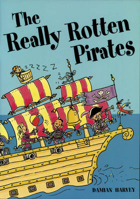 Pack of 3: The Really Rotten Pirates by