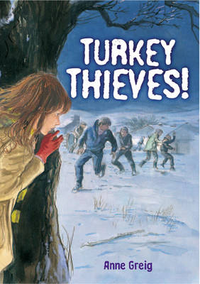 Turkey Thieves! by