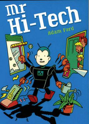Mr Hi-Tech by Adam Ford, Colin Meir
