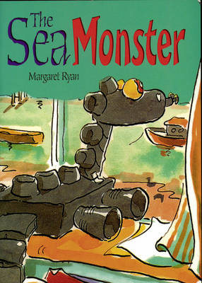 The Sea Monster by Margaret Ryan