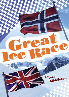 Great Ice Race by Haydn Middleton