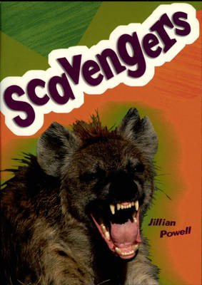 Scavengers by Jillian Powell
