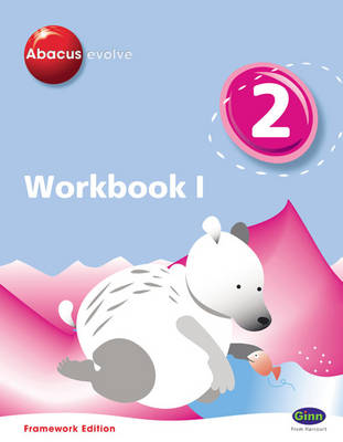 Abacus Evolve Year 2/P3 Workbook 1 by Ruth, BA, MED Merttens, Dave Kirkby