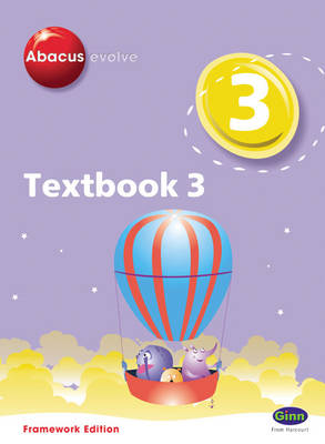 Abacus Evolve Year 3/P4 Textbook 3 Framework Edition by Ruth, BA, MED Merttens