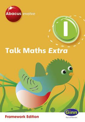 Abacus Evolve (non-UK) Year 1: Talk Maths Extra Single-User Disk by Jennie Kerwin, Steve Mills, Hilary Koll