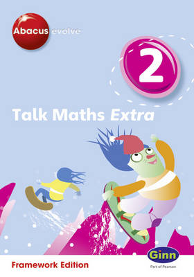 Abacus Evolve (non-UK) Year 2: Talk Maths Extra Single-User Disk by Jennie Kerwin, Hilary Koll, Steve Mills