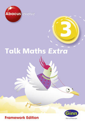 Abacus Evolve (non-UK) Year 3: Talk Maths Extra Single-User Disk by Jennie Kerwin, Hilary Koll, Steve Mills