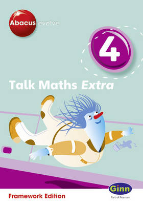 Abacus Evolve (non-UK) Year 4: Talk Maths Extra Single-User Disk by Jennie Kerwin, Hilary Koll, Steve Mills