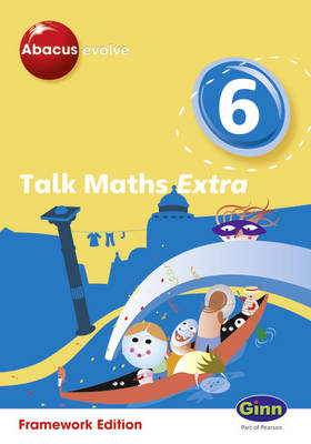 Abacus Evolve (non-UK) Year 6: Talk Maths Extra Single-User Disk by Jennie Kerwin, Hilary Koll, Steve Mills
