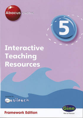 Abacus Evolve Framework Edition Year 5: Interactive Teaching Resources CD-ROM Version 1.1 by Lucy Roberts, Ruth, BA, MED Merttens, Dave Kirkby
