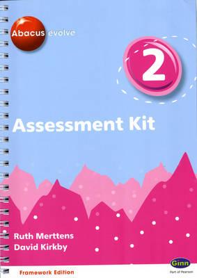 Abacus Evolve Year 2 Assessment Kit Framework by Ruth, BA, MED Merttens, Dave Kirkby, Jon Kurta