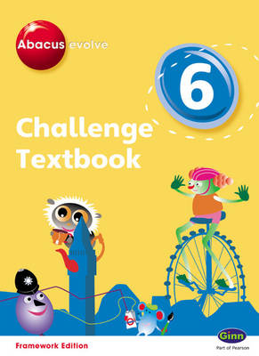 Abacus Evolve Challenge Year 6 Textbook by Carol Richardson, Jon Kurta