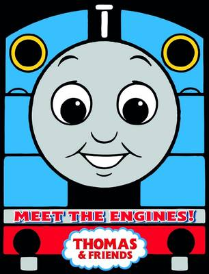 Thomas & Friends Meet the Engines by Rev. W. Awdry