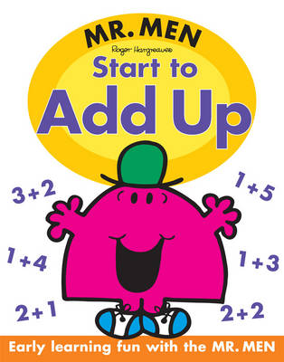 Mr Men Start to Add Up by