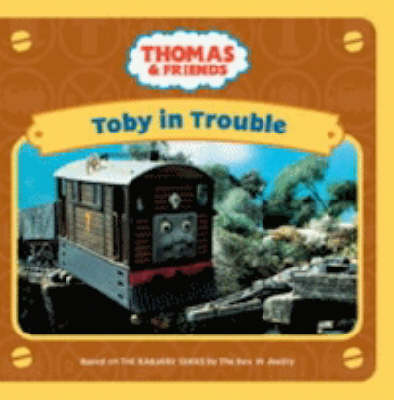 Toby in Trouble by