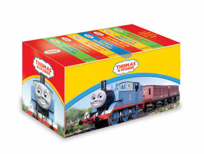 Thomas and Friends A Storybook for Everyday of the Week by