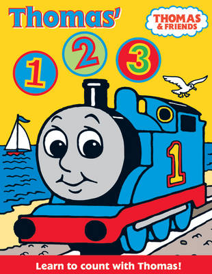 Thomas' 123 Learn to Count with Thomas by