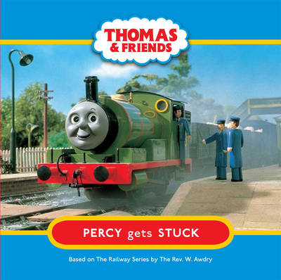 Percy Gets Stuck by