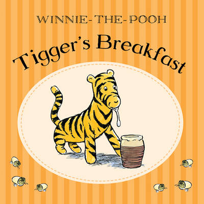 Tigger's Breakfast by Andrew Grey