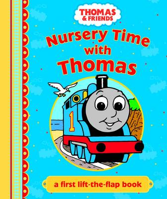 Dean Nursery Time with Thomas A First Lift-the-flap Book by
