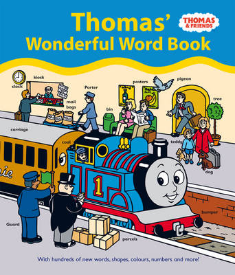 Thomas' Wonderful Word Book by