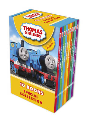 Thomas & Friends 10 Books Special Collection by