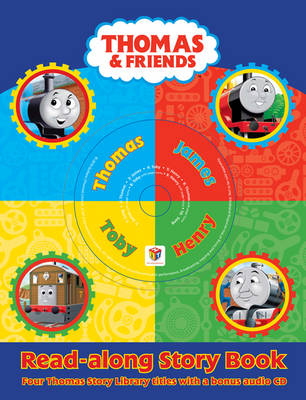 Thomas and Friends Read-Along Story Book by