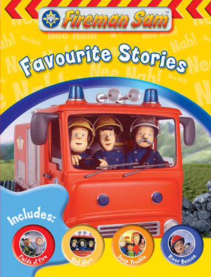 Fireman Sam Favourite Stories by