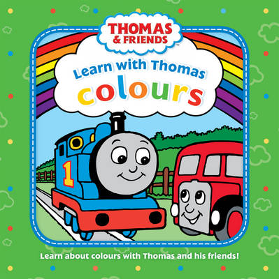 Thomas & Friends Colours by