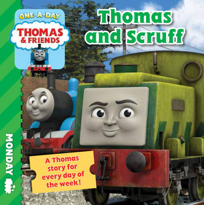 Thomas & Friends Monday: Thomas and Scruff by Rev. Wilbert Awdry