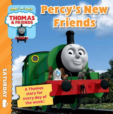 Thomas & Friends Saturday: Percy's New Friends by