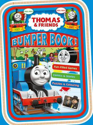 Thomas & Friends Bumper Book! by