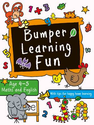 Learning Fun Bumper Book! by
