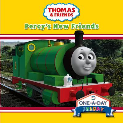 Friday: Percy's New Friends by