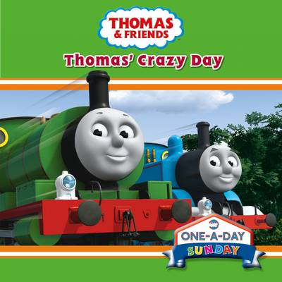 Sunday: Thomas' Crazy Day by