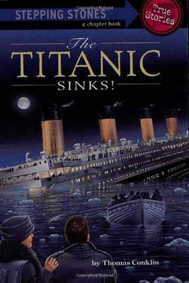 Titanic Sinks by Thomas Conklin