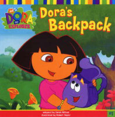 Dora's Backpack by Nickelodeon
