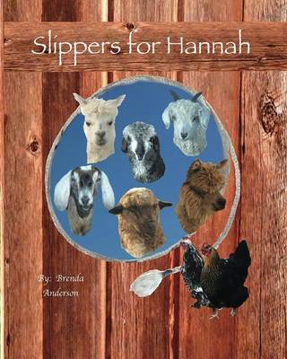 Slippers for Hannah by Brenda Anderson