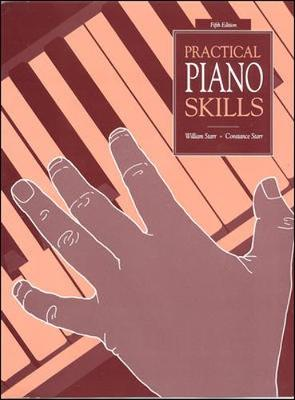 Practical Piano Skills by Constance Starr, William J. Starr