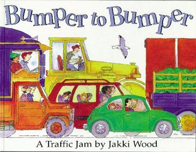 Bumper to Bumber A Traffic Jam by Jakki Wood